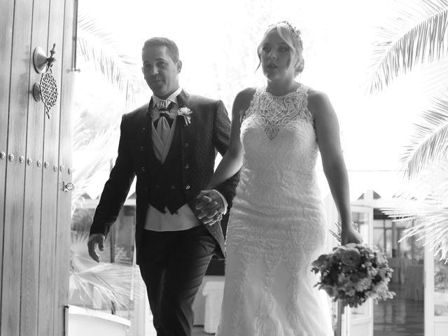 La boda de Aroesti y Estrella en Otura, Granada 55
