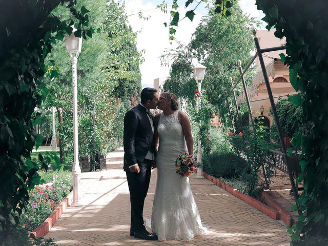 La boda de Aroesti y Estrella en Otura, Granada 56