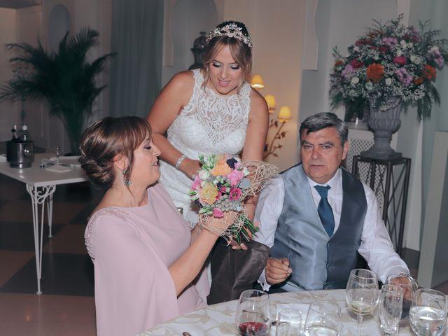 La boda de Aroesti y Estrella en Otura, Granada 60