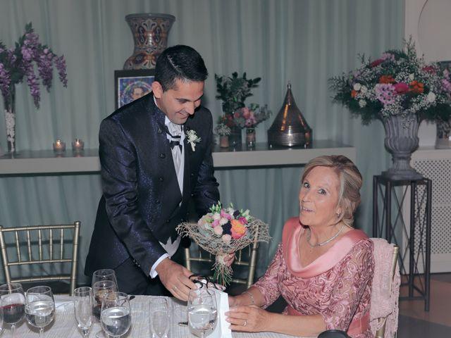 La boda de Aroesti y Estrella en Otura, Granada 61