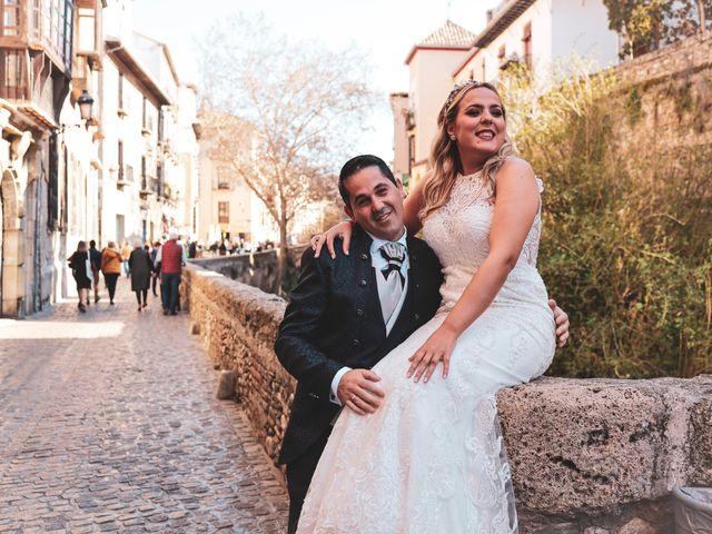 La boda de Aroesti y Estrella en Otura, Granada 76