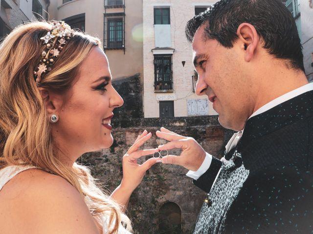 La boda de Aroesti y Estrella en Otura, Granada 81