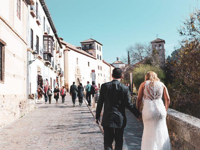 La boda de Aroesti y Estrella en Otura, Granada 82