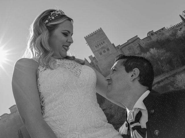 La boda de Aroesti y Estrella en Otura, Granada 83