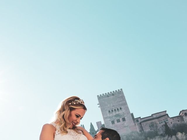 La boda de Aroesti y Estrella en Otura, Granada 84
