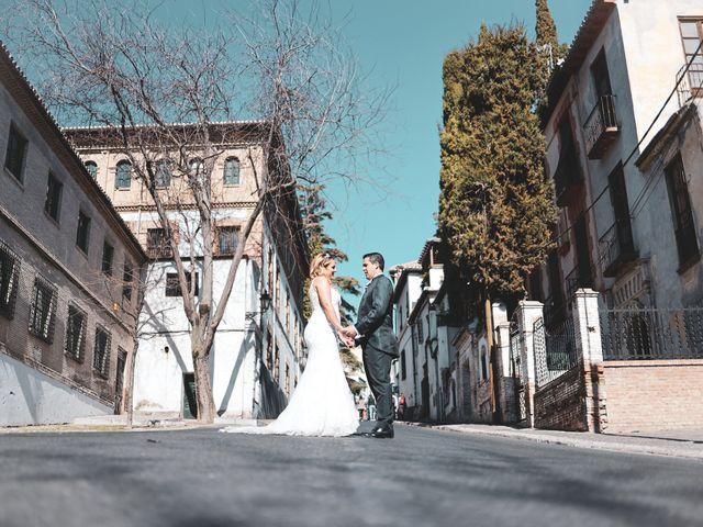 La boda de Aroesti y Estrella en Otura, Granada 86