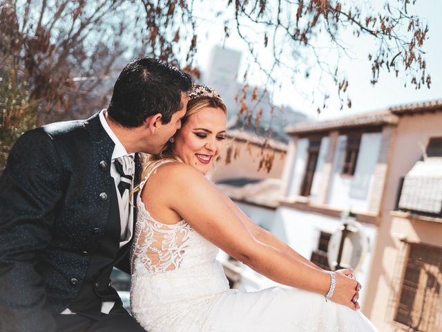La boda de Aroesti y Estrella en Otura, Granada 91