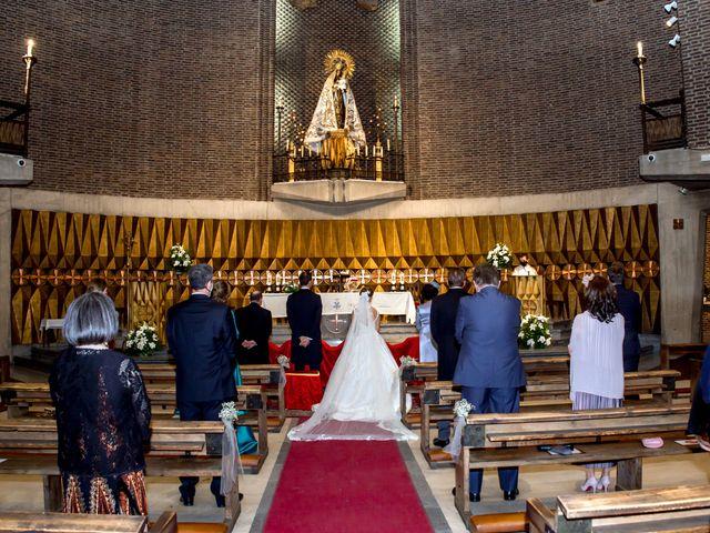 La boda de Manu y María en Madrid, Madrid 19