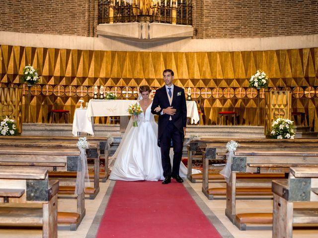 La boda de Manu y María en Madrid, Madrid 21