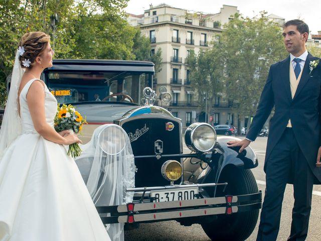 La boda de Manu y María en Madrid, Madrid 24