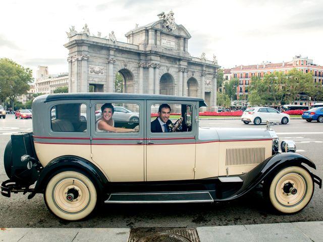 La boda de Manu y María en Madrid, Madrid 26