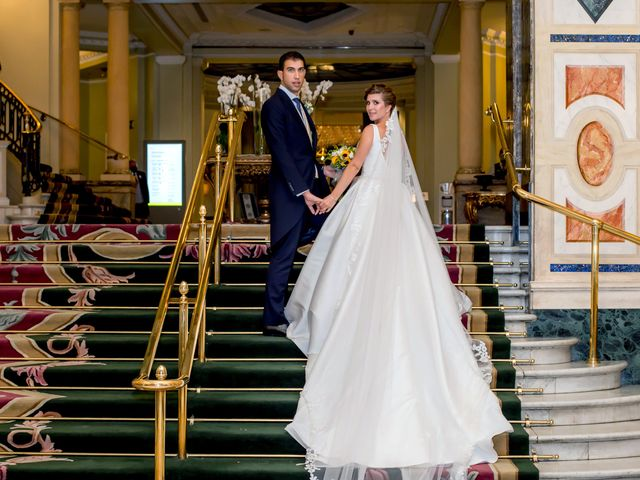 La boda de Manu y María en Madrid, Madrid 29