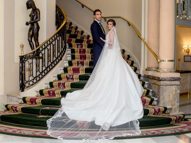 La boda de Manu y María en Madrid, Madrid 31