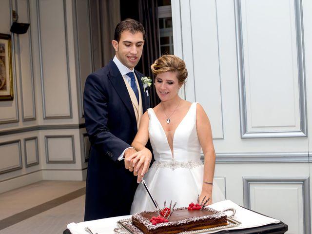 La boda de Manu y María en Madrid, Madrid 33