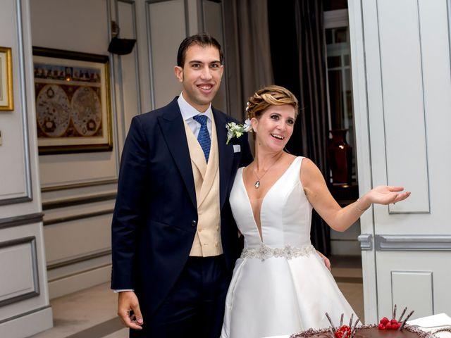 La boda de Manu y María en Madrid, Madrid 34