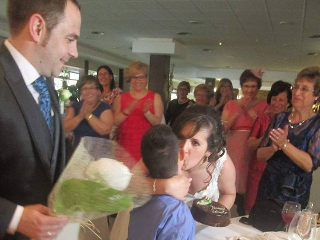 La boda de Javier y Laura en Casas De Fernando Alonso, Cuenca 2