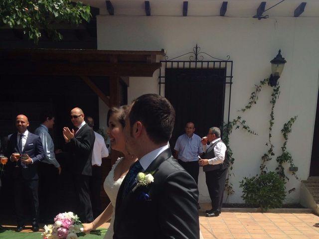 La boda de Javier y Laura en Casas De Fernando Alonso, Cuenca 6
