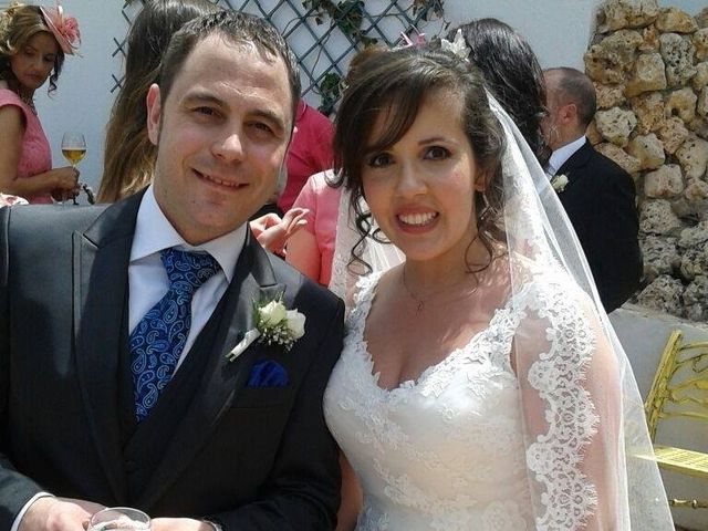 La boda de Javier y Laura en Casas De Fernando Alonso, Cuenca 8