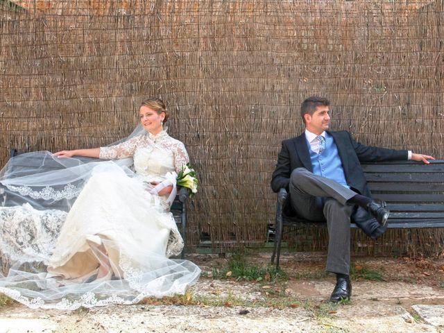 La boda de Ángela y Juan Antonio