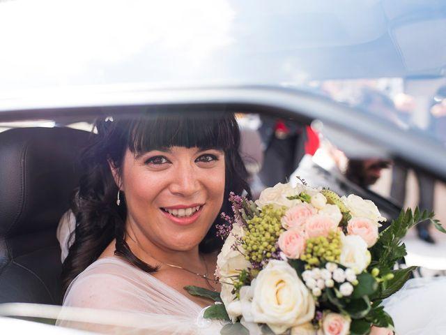 La boda de Tomás y Sonia en Vilanova Del Valles, Barcelona 20