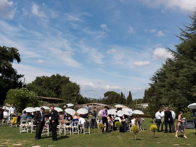 La boda de Tomás y Sonia en Vilanova Del Valles, Barcelona 21