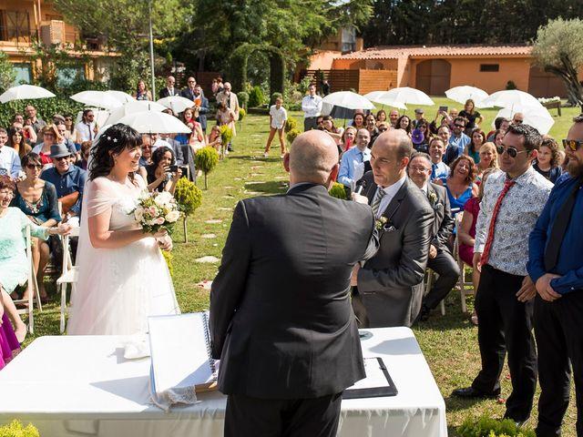 La boda de Tomás y Sonia en Vilanova Del Valles, Barcelona 32