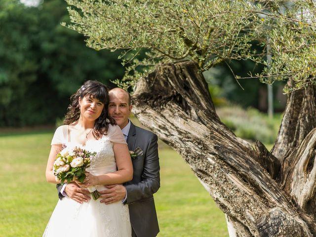 La boda de Sonia y Tomás