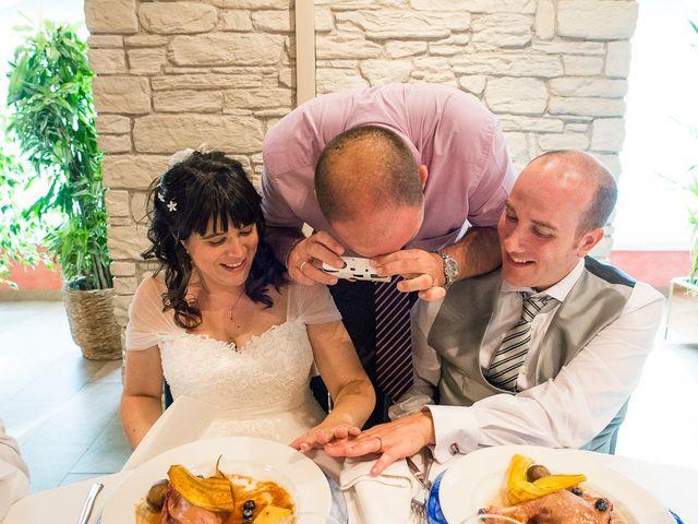 La boda de Tomás y Sonia en Vilanova Del Valles, Barcelona 56