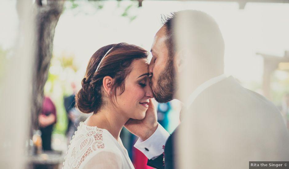La boda de Pedro y Rocío en El Vellon, Madrid