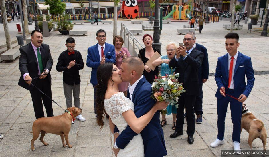 La boda de Victor y Noelia en Puertollano, Ciudad Real