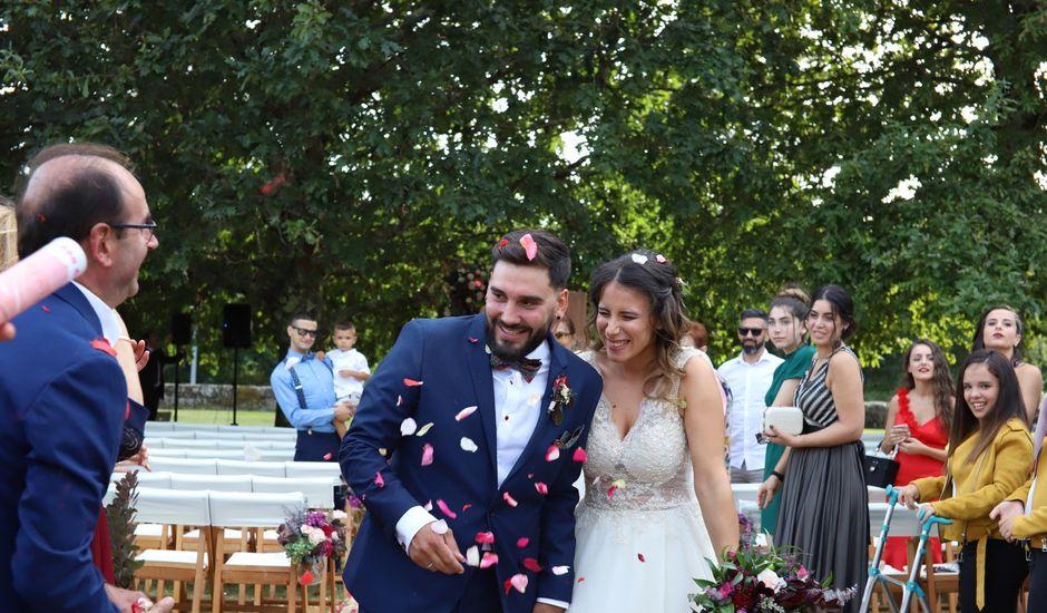 La boda de Ismael y Aida en Nigran, Pontevedra