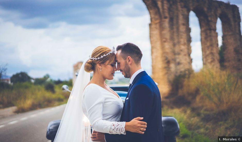 La boda de Jose Carlos y Julia en Ronda, Málaga