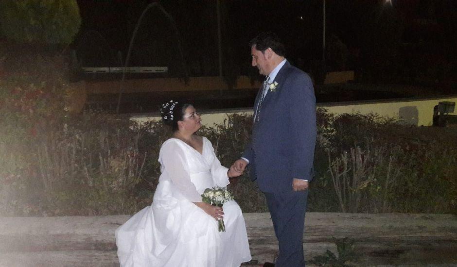 La boda de Juan Carlos y Raquel en Vallirana, Barcelona