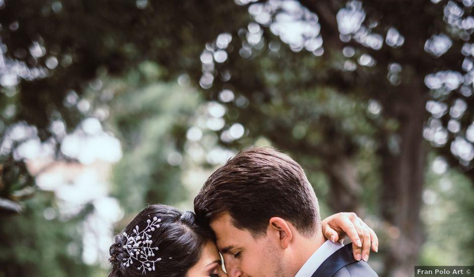 La boda de Iván y Andrea en Niguelas, Granada