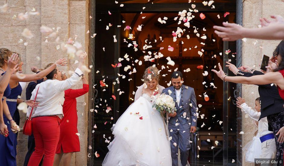La boda de Adrian y Nicole en Dénia, Alicante