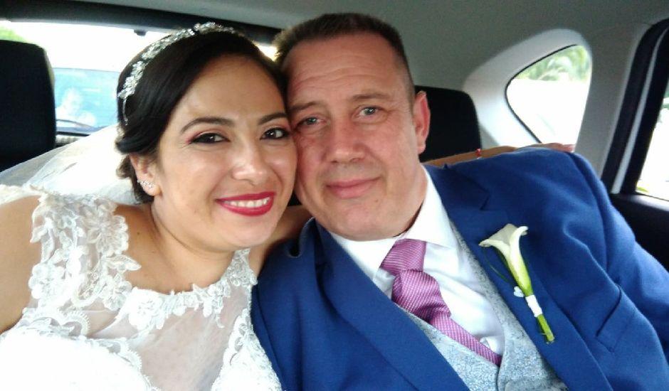 La boda de Manuel  y Evelin  en Alacant/alicante, Alicante