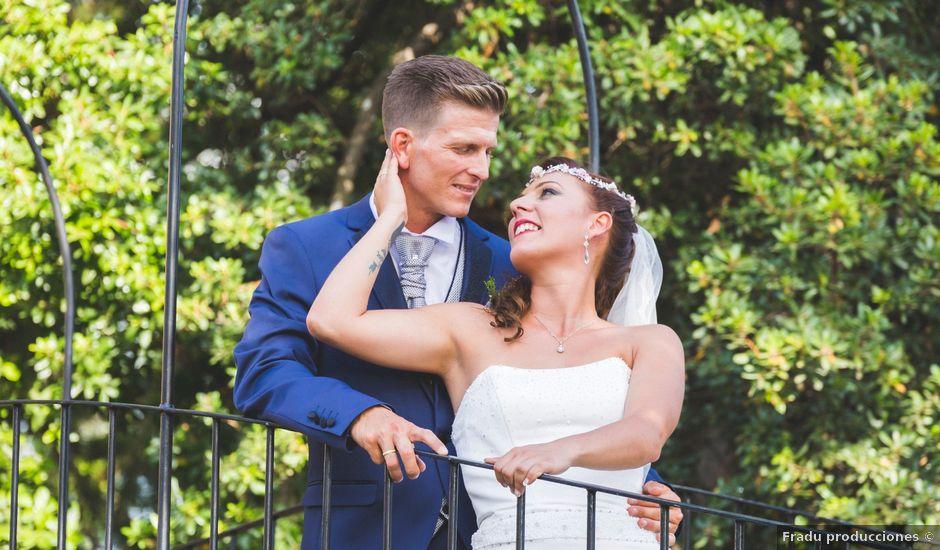 La boda de Alex y Nati en Granada, Granada