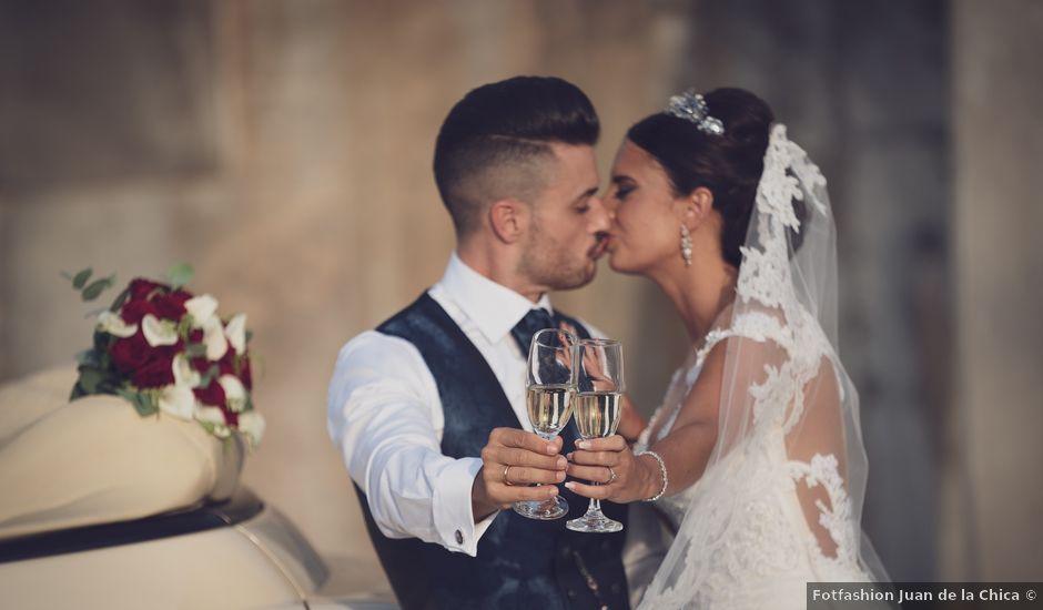 La boda de Mª del Mar y Samuel en Alhaurin De La Torre, Málaga
