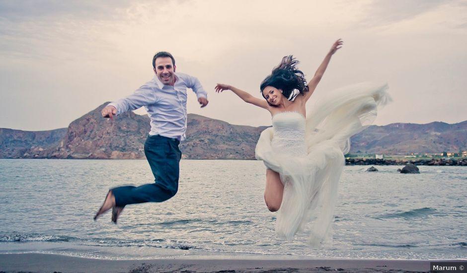 La boda de Antonio y Alicia en Lorca, Murcia