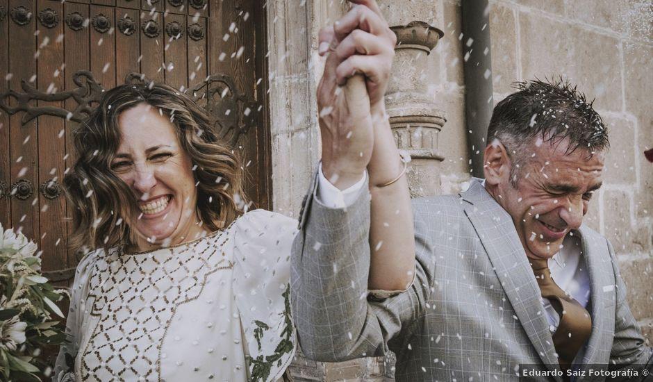 La boda de Rubén y Marta en Burgos, Burgos
