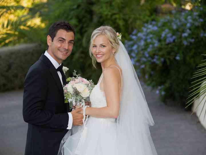 La boda de Sandy y Victor