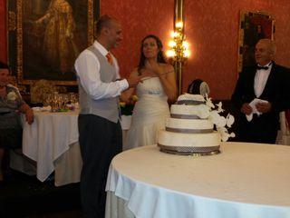 La boda de Iñigo y Rosa