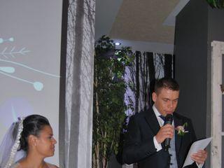 La boda de monica y andres 1