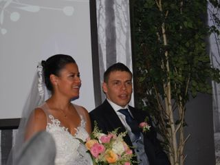 La boda de monica y andres