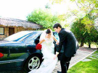 La boda de Gloria y Raul 1