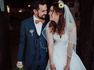 La boda de Agri y Carlos