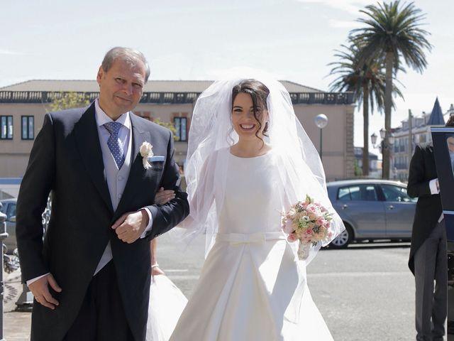 La boda de Julio y Cristina en Suances, Cantabria 10