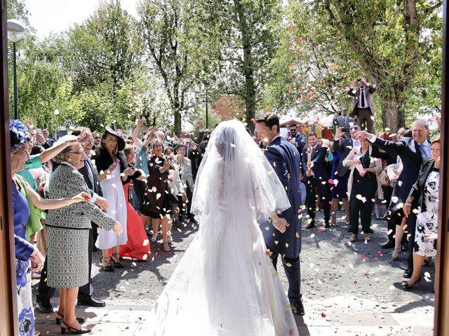 La boda de Julio y Cristina en Suances, Cantabria 11