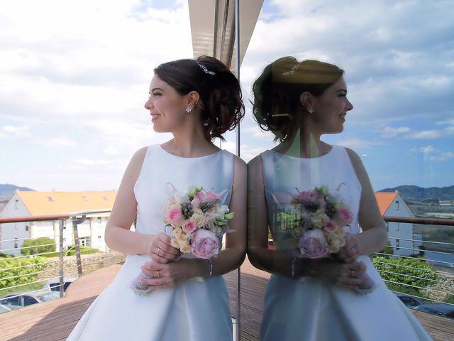 La boda de Julio y Cristina en Suances, Cantabria 2