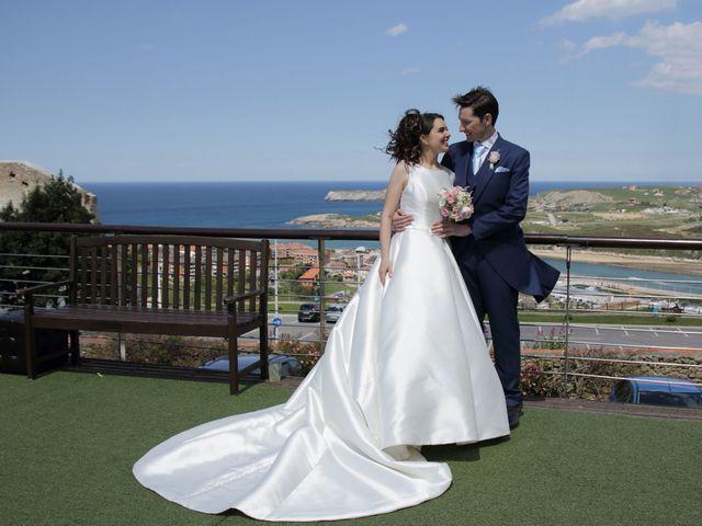 La boda de Julio y Cristina en Suances, Cantabria 18